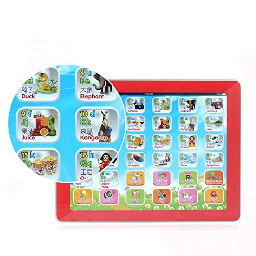 Miuniu Wekold Kids Multifunctional Touchscreen Edition Tablet Early Educational Tool Tablets from Miuniu