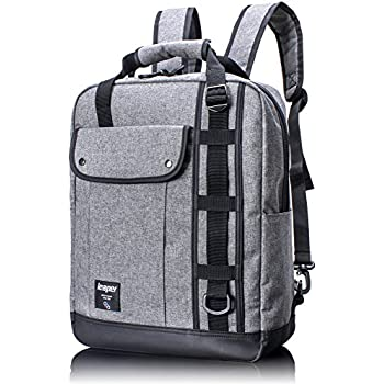 Amazon.com: Leaper 3 in 1 Convertible Laptop Backpack Shoulder Bag ...