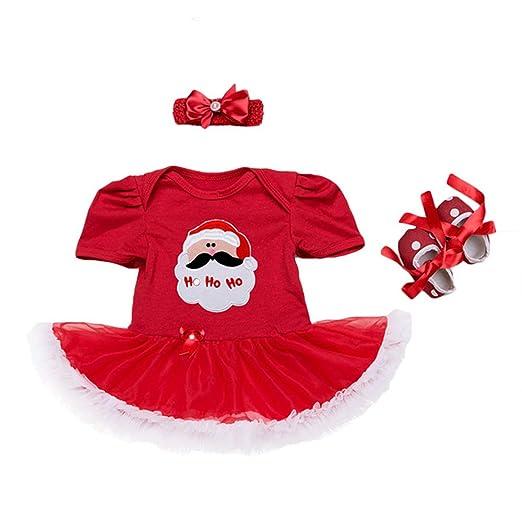 ILPjswu Disfraz del pequeño Assistant del papá Noel Navidad ...