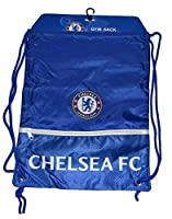 Chelsea Fc Gym Sack Bag Drawstring Backpack Cinch Bag Authentic Official NEW 2015