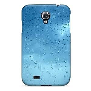 Galaxy S4 Rain Print High Quality Tpu Gel Frame Case Cover