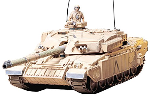 Battle Tank British Main (Tamiya 1:35 British Main Battle Tank Challenger 1 (Mk.3)