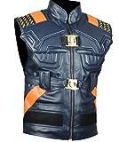 Mens Black Panther Erik Killmonger Armor Michael B. Jordan Vest | XXL