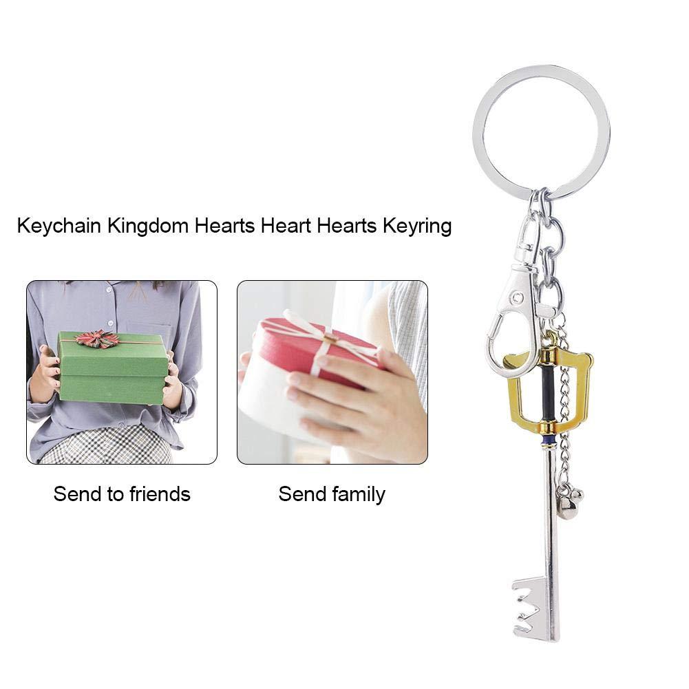 ALIENATED Llavero Llavero de Kingdom Hearts Gaming Llavero ...