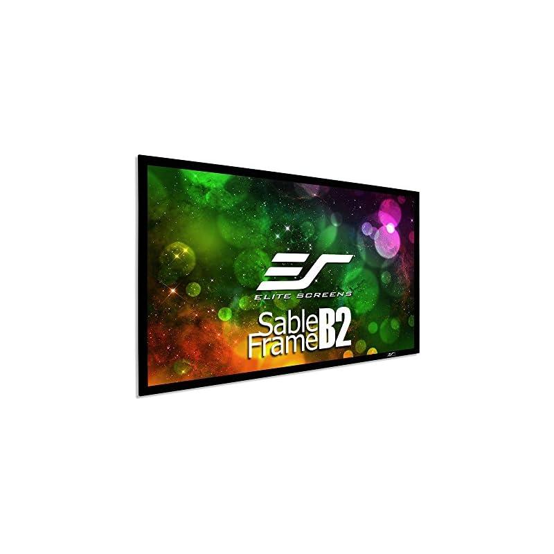Elite Screens Sable Frame B2, 120-INCH D