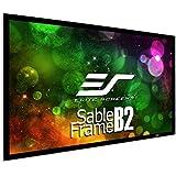Sony VPLHW45ES 1080p Projector + Elite Screens Projector Screen Kit