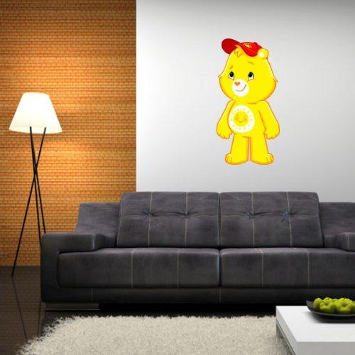 Care Bears Funshine bear Wall Graphic Decal Sticker 28