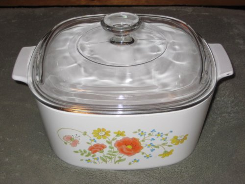 corelle baking dish with lid - 4