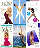 yoga set 6 vhs: Yoga Conditioning for Weight Loss, The Method - Precision Yoga, Ali MacGraw - Yoga Mind & Body, Yoga Journal's Ashtanga Yoga - An Active Practice, Introductory Poses, Yoga Journal's Yoga for Beginners with Patricia Walden, Yoga Journal's Yoga Practice for Relaxation