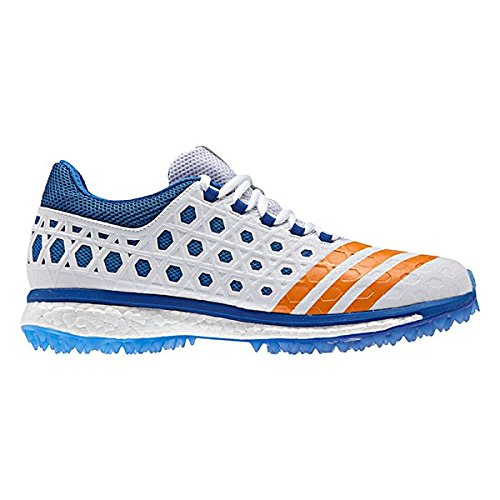 in stock b4cbd cb13f Adidas 2017 Adizero SL22 BOOST Cricket Shoes - White Orange - UK 6.5 - Buy  Online in UAE.   Apparel Products in the UAE - See Prices, Reviews and Free  ...