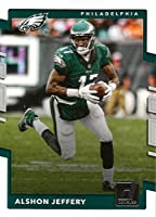 2017 Donruss #62 Alshon Jeffery Philadelphia Eagles Football Card