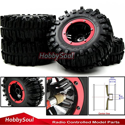 Mud Slingers 2.2 Tires Air system beadlock wheels , for sale  Delivered anywhere in USA