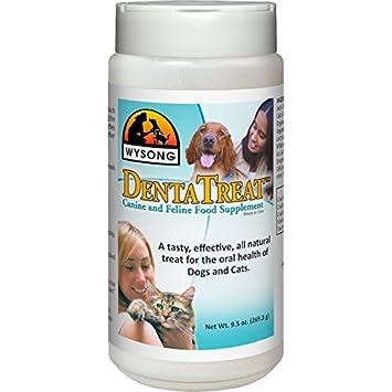 Wysong DentaTreat Canine Feline Food Supplement