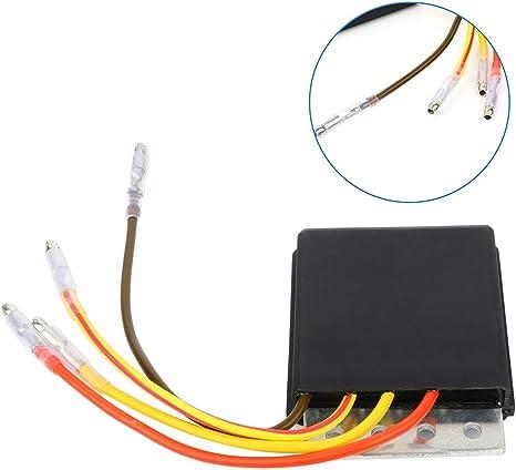 ANPART Voltage Regulator Rectifier Fit For 98-99 Polaris Big Boss 500 99-02 Polaris Magnum 500 98-03 Polaris Ranger 500 97-02 Polaris Scrambler 500 03-04 Polaris Sportsman 400