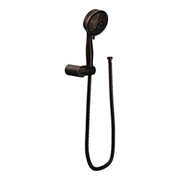 Moen 3636EPORB Handheld Showerhead With 69 Inch Long Hose, Oil Rubbed Bronze