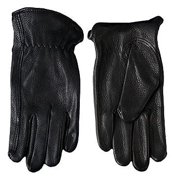 831d64319ecda Amazon.com: Hot Leathers Classic Deerskin Unlined Driving Gloves (Black,  X-Small): Automotive