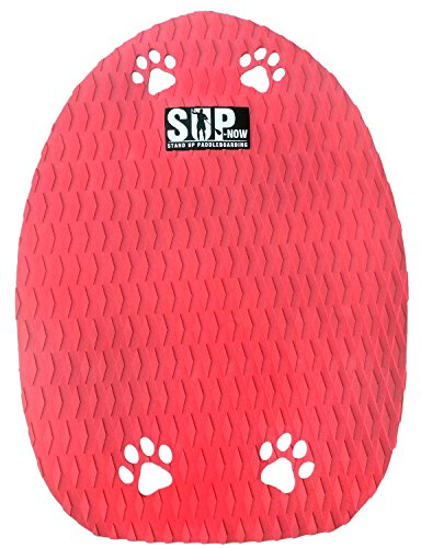 SUP-Now Paddleboard Dog Traction Pad (Coral)