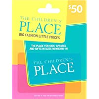 The Children's Place $50 Giftcard