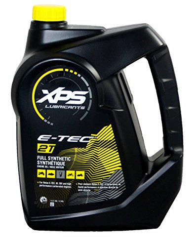Synthetic 2 Stroke Oil (Sea-Doo/Ski-Doo XPS 2 Stroke Synthetic Oil Gallon replaces 293600133)