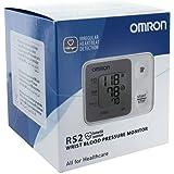 Omron RS2 Wrist Blood Pressure Monitor HEM-6161-E