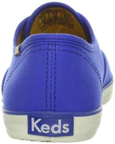Keds OX CH Blau Sneaker Damen Blue WF48105 qRFZ1qWav