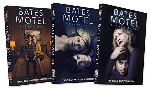 Bates Motel : Complete Seasons 1 - 3 Collection (Motel Bates Dvd)