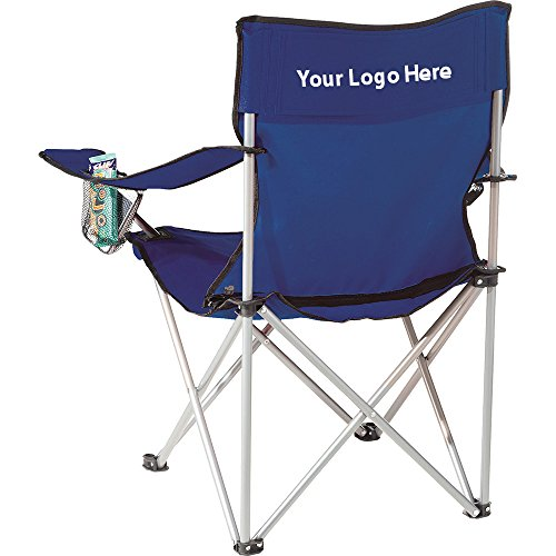 Fanatic Event Folding Chair - 24 Quantity - $18.40 Each - PROMOTIONAL PRODUCT / BULK / BRANDED with YOUR LOGO / CUSTOMIZED by Sunrise Identity
