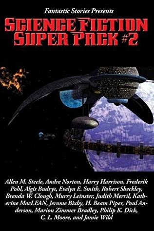 book cover of Science Fiction Super Pack #2