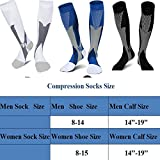 3 Pairs Medical&Althetic Compression Socks for