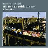 Tommy Boy Presents-Hip Hop Essentials Vol.5