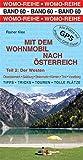Mit dem Wohnmobil nach Österreich, Teil 2: Der Westen