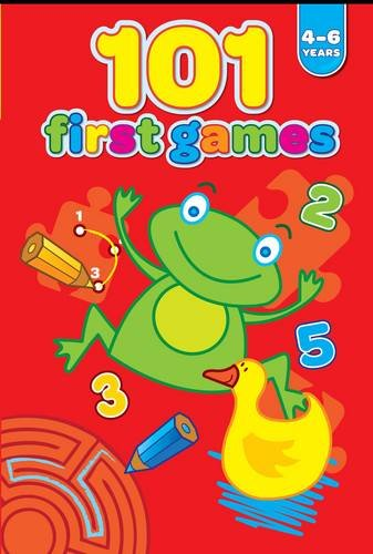 Download 101 First Puzzles 4-6 Years PDF