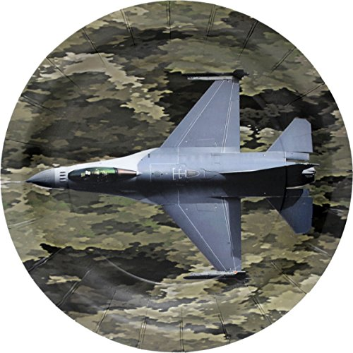 American Heros Military Camo Fighter Jet 7