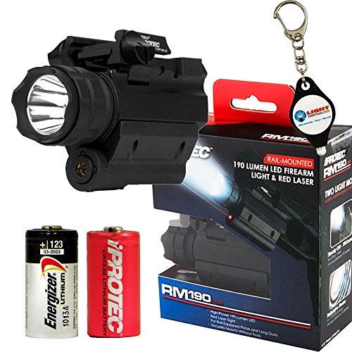 NEBO RM190LSR Energizer Lightjunction Keychain