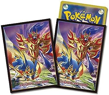 Pokemon Juego de Cartas Deck Shield Zashian Zamazenta: Amazon.es: Juguetes y juegos