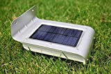 Frostfire 16 Bright LED Wireless Solar Powered Motion Sensor Light (Weatherproof, no batteries required) Frostfire Gear And Gadgets