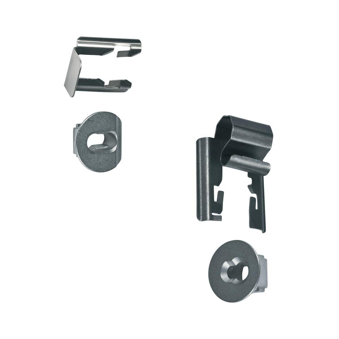 Buchsenset Einhängegitter rechts links Backofen ORIGINAL Bosch Siemens 00631174