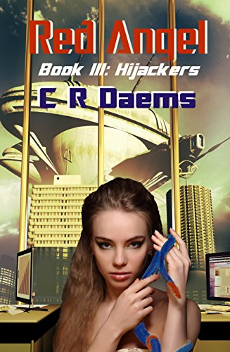 - Red Angel: Book III: Hijackers (Red Angel Series 3)