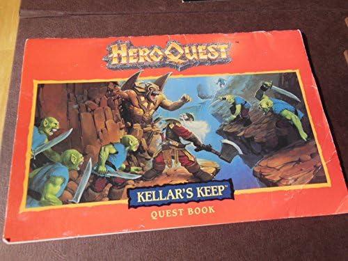 Heroquest Quest Pack Kellars Keep by Milton Bradley: Amazon.es: Juguetes y juegos