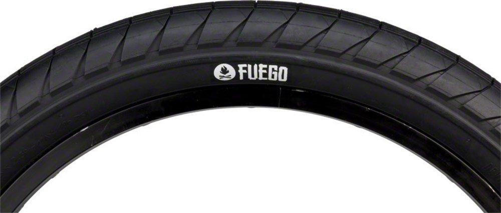 Flybikes Fuegoタイヤ20 x 2.3ブラック B0756NR5K9