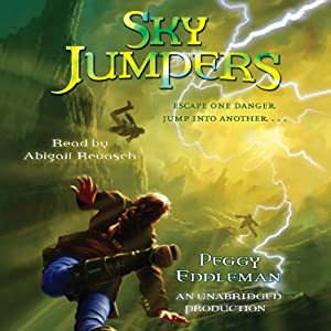 Sky Jumpers, Book 1 Audiobook