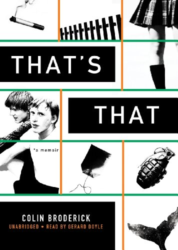 That's That: A Memoir (Library Edition) by Blackstone Audio, Inc.