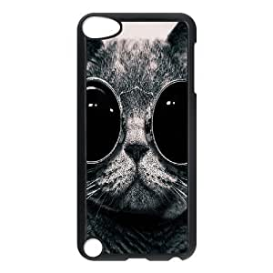 ALICASE Design Phone Case Lovely Cat For Ipod Touch 5 [Pattern-1]