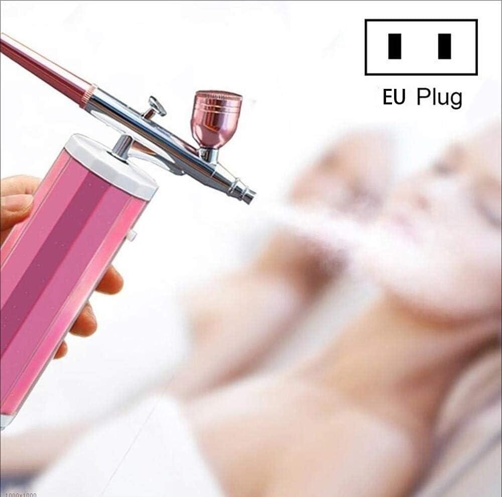Equipo de la Belleza Instrumento Zys BS-1177 sin Aguja Agua-luz Guía de Alta presión de inyección de oxígeno Aparato portátil de Mano de Piel Cuidado del Agua del atomizador Nano pulverizador de Agua