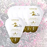 BLOSSOM JEJU White Camellia Soombi 2-Step Pure Brightening Petal Facial Mask Sheets x 5 Sachets 137.g/4.8 oz. | Pure Brightening | Ultra Thin Silky Fiber Sheet from Cotton Seed | Review