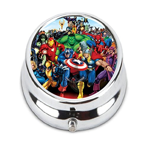 marvel pill box - 4