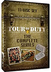 Come Along With Bravo Co. All 58 Episodes on an 11-Disc Set Over 45 Hours Enjoy the groundbreaking TV series that was the first to depict the Vietnam War through the eyes of a single platoon of young U.S. soldiers. Featuring breakout roles fo...