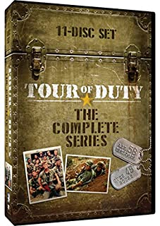 Tour of Duty: The Complete Series [Import] (B00THX0T3Y) | Amazon Products