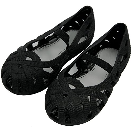 jelly ballerina shoes - 4