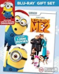 Cover Image for 'Despicable Me 2 (Limited Edition Holiday Blu-ray Gift Set)'